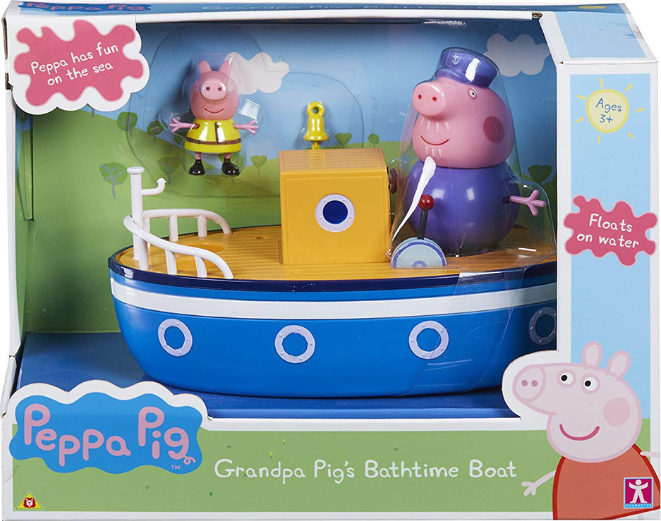 PEPPA PIG TO KARABI TOY PAPPOY
