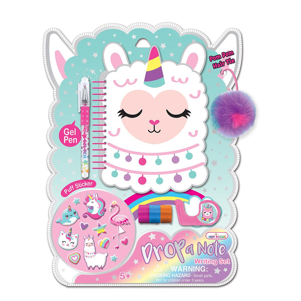 DROP A NOTE WRITING SET (MAGICAL FRIENDS)
